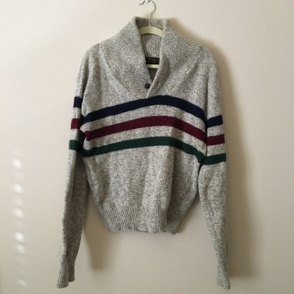 Eddie Bauer Sweaters Vtg Made In Usa Pullover Womans L Poshmark