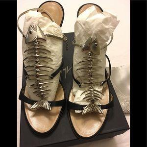 Giuseppe Zanotti Fish heels