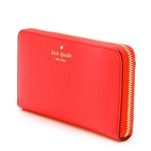 Kate Spade Cobble Hill Lacey Continental Wallet
