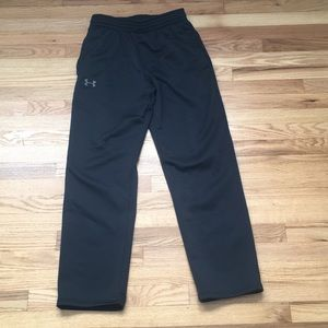 Like New Men's Under Armour Black Athletic Pants