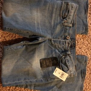 Lucky Ultra Low Rise Flare Jeans