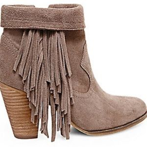 Steve Madden Pallas (Brownish/Tan) Booties Size 9