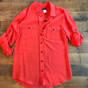 J. Crew Dress Shirt Size XS