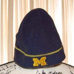 Columbia University of Michigan Beanie