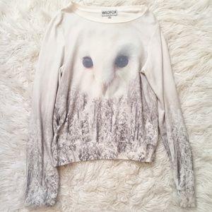 RARE wildfox snow owl BBJ