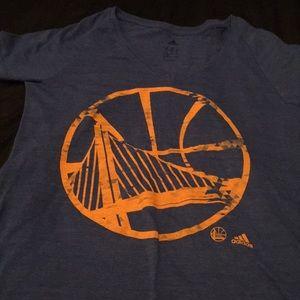 Warriors shirt