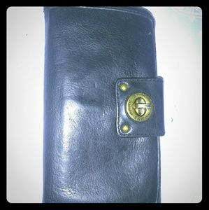 MARC by Marc Jacobs black leather wallet