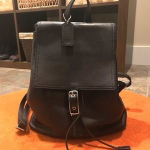Coach Legacy backpack - vintage!