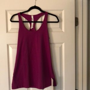 Lululemon cool racer back size 12