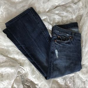 7 For All Mankind jeans sz 27