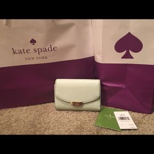 Authentic kate spade callie mulberry st. wallet