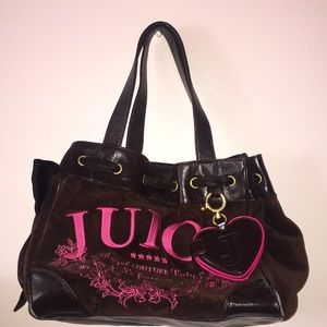 Brown Juicy Couture Handbag