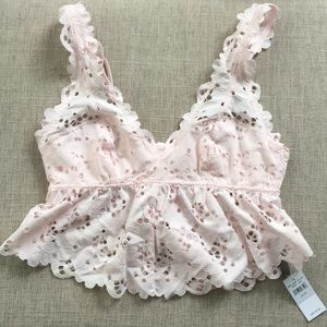 NWT aerie Super Soft Lace bralette