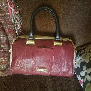 Olivia and Joy Color Block Satchel