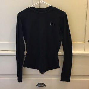 Nike Contoured Dri-Fit Long Sleeve Top M