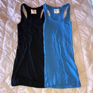 Hollister tank tops