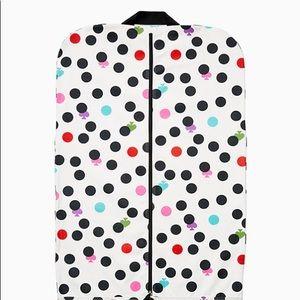 Kate Spade Colorful Polka Dot Garment Bag ♠️🌹😘