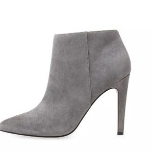 NEW! Schultz Michela Soft Gray Bootie 9