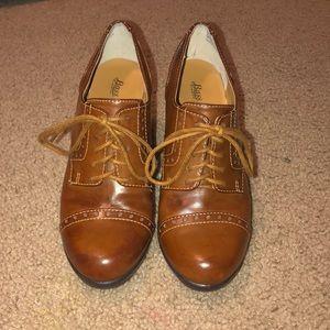 Bass heels