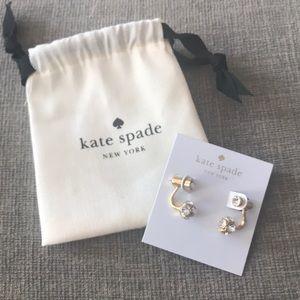 "NWT Kate Spade ""lady marmalade"" earrings"