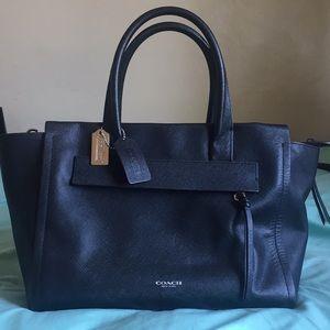 Black Coach Handbag
