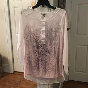 H&M Tree Line Tunic