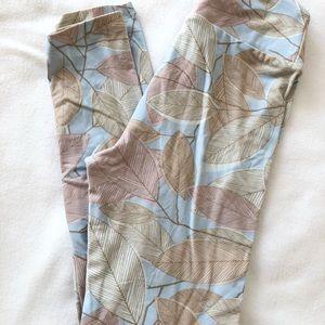 Lularoe NWT tween leggings