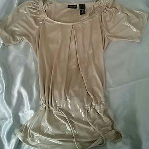 Gold New York& Company Dressy Shirt