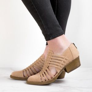 Coconuts by Matisse Woody Ankle Booties
