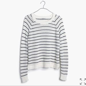 Brand new madewell dockliner cotton knit