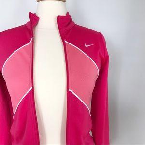 | N i k e |  Athletic Pink Jacket