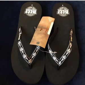 Reef limited edition sandals