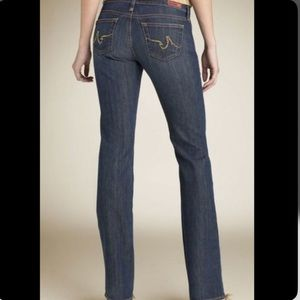 AG the kiss bootcut Jeans