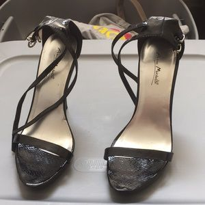 Sandal heels 8