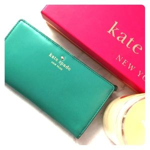 Kate Spade Wallet with gift box