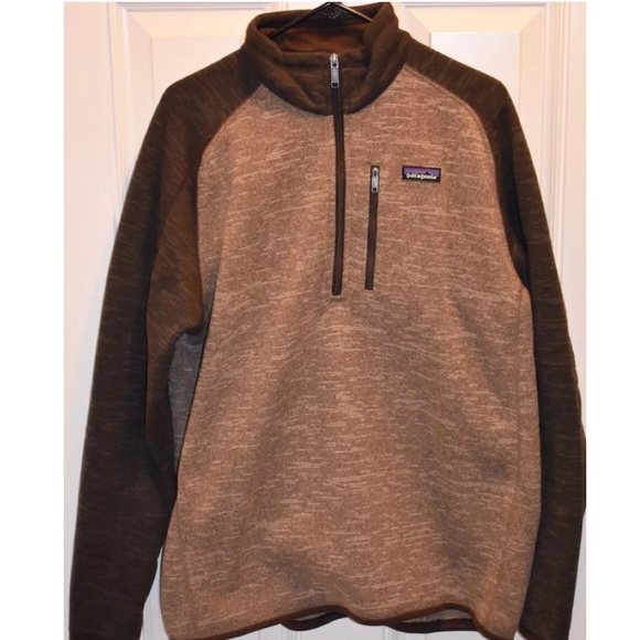 Patagonia Sweaters Mens Better Sweater 14zip Fleece Poshmark