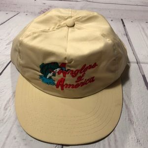 Anglers of America Fisher Snapback Hat
