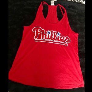 Victoria Secret PINK MLB Phillies Tank