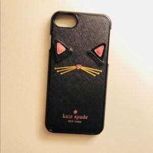 NWT Kate Spade Cat Case