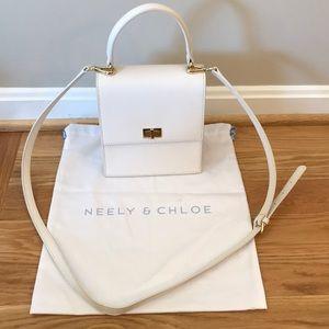 3980b50a6a28 Neely   Chloe Bags - Neely   Chloe No. 19 The Mini Lady Bag Saffiano