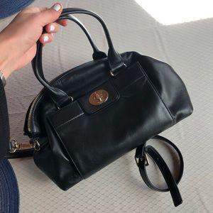 Kate spade black satchel