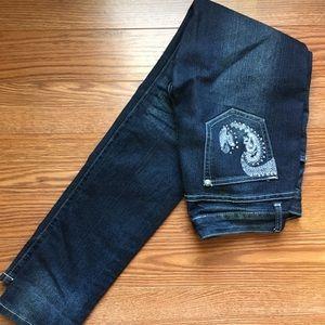 EUC skinny jeans