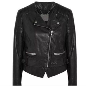 Muubaa Surka leather jacket