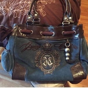 Authentic Juicy Couture Bag!