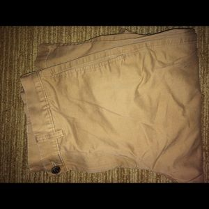 Other - Beige brown khakis pants chinos 34x34