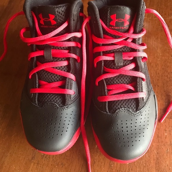 Under Armour Shoes | Youth Basketball
