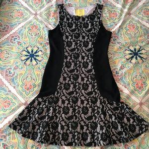 Anthropologie lace dress, Maeve, size medium, EUC