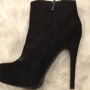 Chinese Laundry Suede Bootie