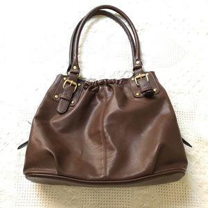 Handbags - Brown Pum Purse