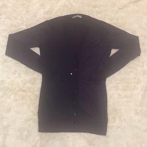 Zara boyfriend cardigan sweater Size Medium